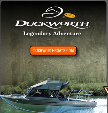Duckworth Welded Aluminum Boats