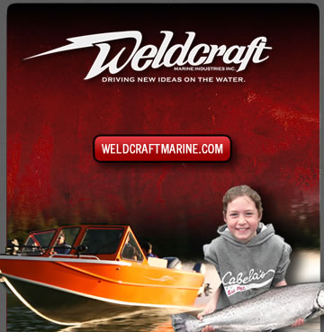 Weldcraft Aluminum Fishing Boats